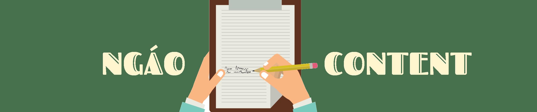 Ngáo Content - Hành trình chinh phục Copywriter thành công!