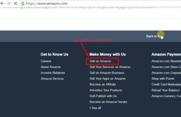 Kinh doanh kiếm tiền với Amazon.com hiệu quả nhất từ A-Z