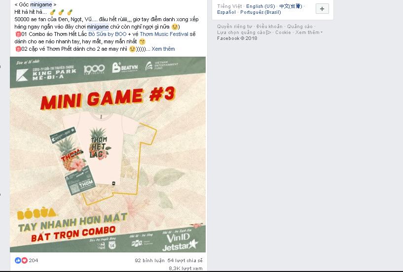 Minigame chụp hình đúng vị trí - [Tổng hợp] 20 Minigame cho chị em bán hàng mùa sale cuối năm 2018