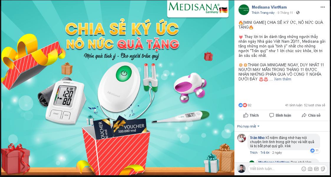 Minigame chia sẻ trải nghiệm - [Tổng hợp] 20 Minigame cho chị em bán hàng mùa sale cuối năm 2018