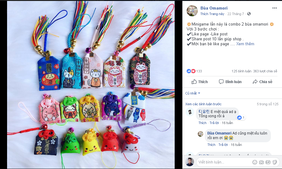 Minigame mời bạn bè 2 - [Tổng hợp] 20 Minigame cho chị em bán hàng mùa sale cuối năm 2018