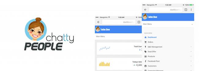 chatty people là một trong những nền tảng tạo chatbot phổ biến tại việt nam