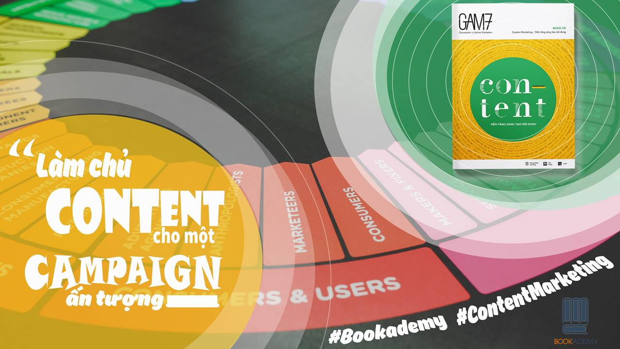 "Bookademy] Review Sách ""Gam7 Book 0.5 Content Marketing - Nền Tảng ..."