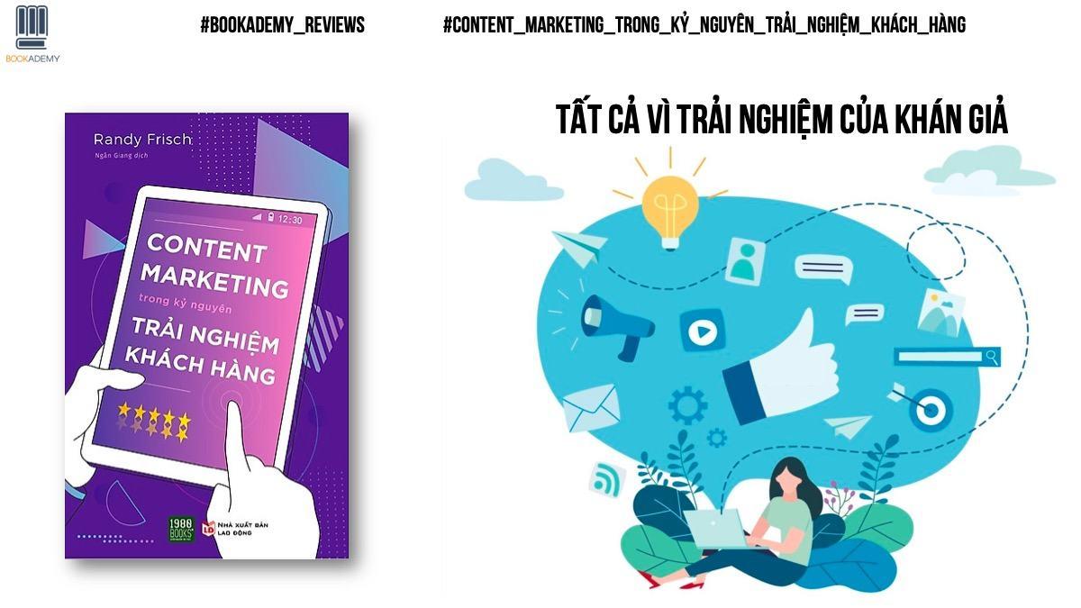"""Review Sách] """"Content Marketing Trong Kỷ Nguyên Trải Nghiệm Khách ..."""