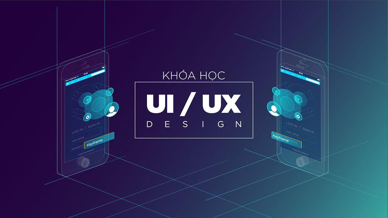 Khoá học UI/UX App Product - Keyframe