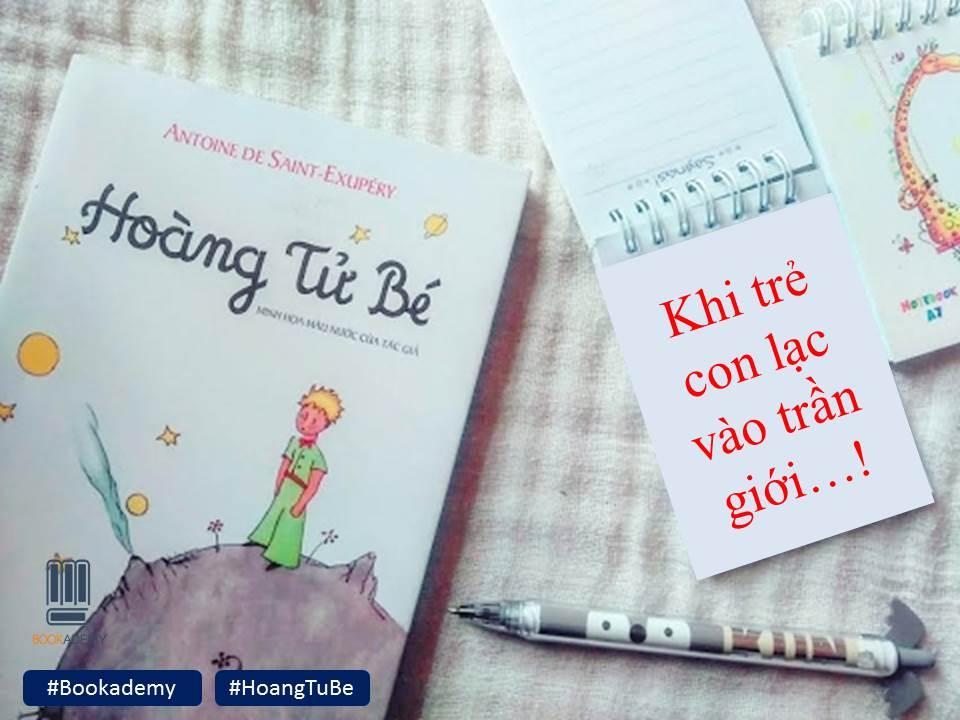 """Review Sách """"Hoàng Tử Bé"""": Khi Trẻ Con Lạc Vào Trần Giới! - YBOX"""