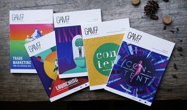 REVIEW] Bộ sách GAM7 - Blog của Phong