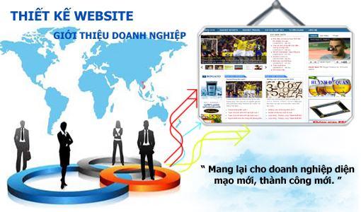 SEO website giới thiệu doanh nghiệp