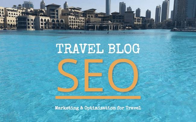 SEO website du lịch