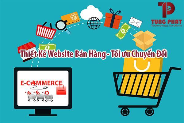 SEO website bán hàng online