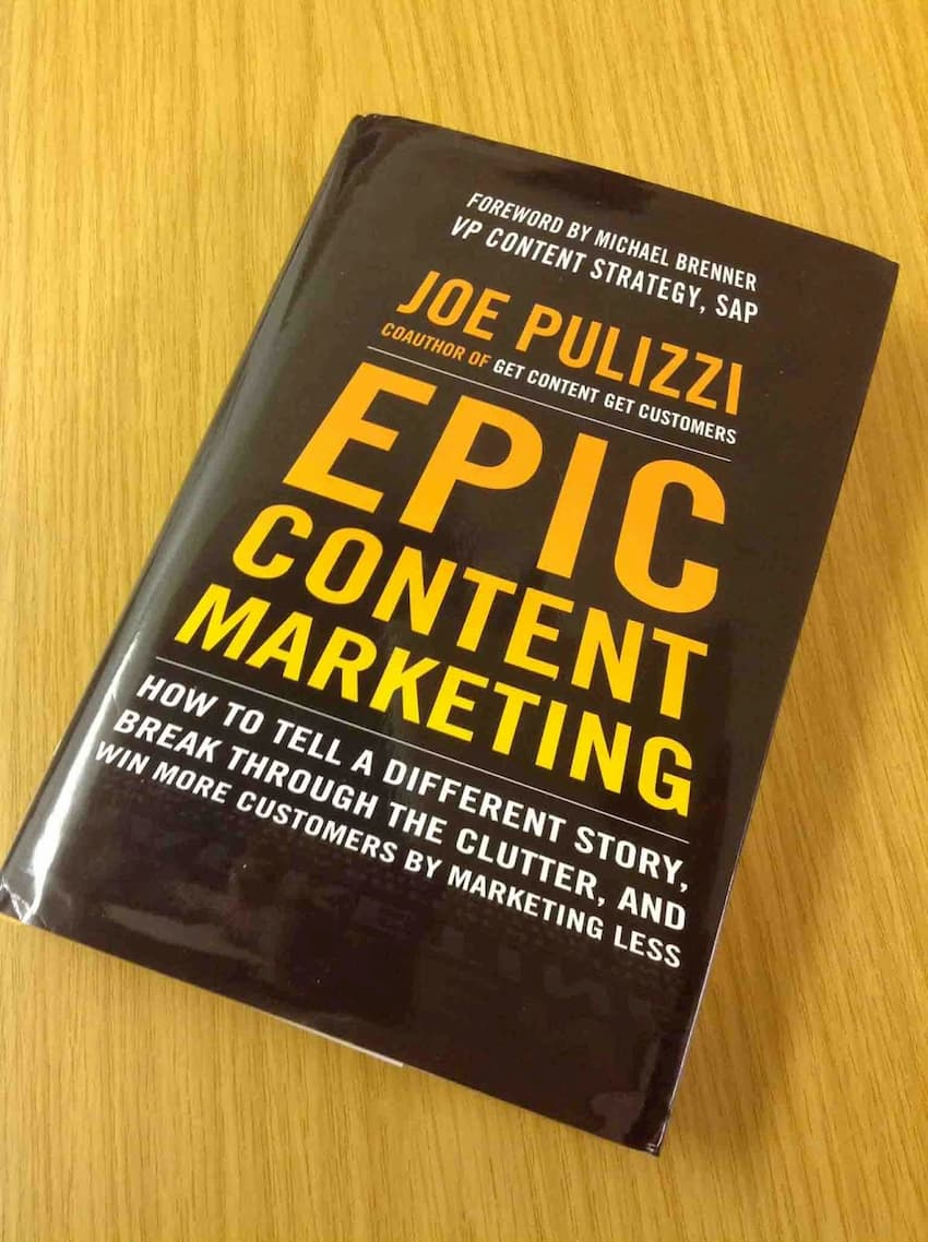 Epic -Content- Marketing- Joe -Pulizzi