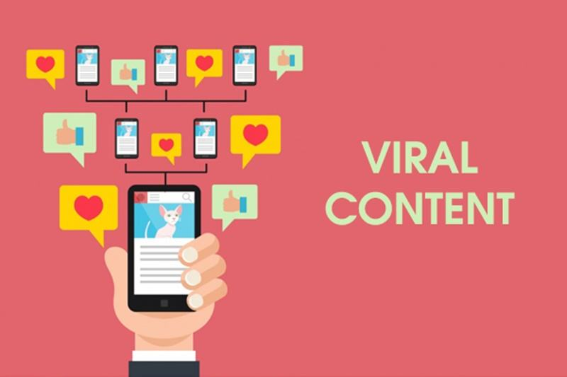 What is viral content