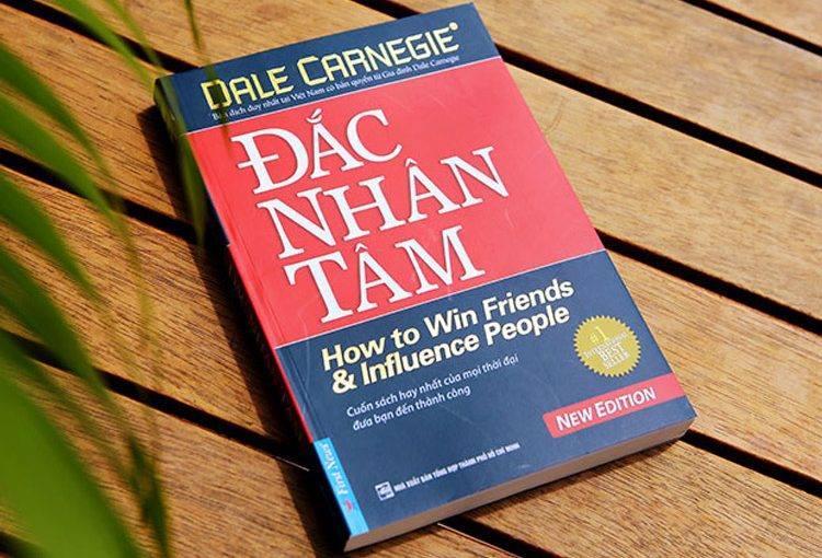Review sách Đắc Nhân Tâm - Dale Carnegie - Reviewsach.net ✅