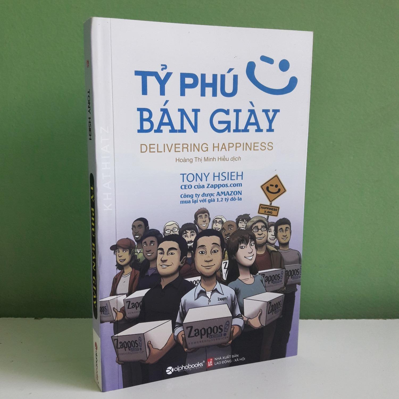 Tỷ Phú Bán Giày (Tái Bản 2018) | Tiki.vn