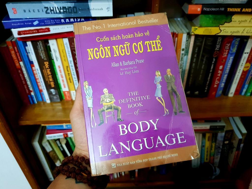 Review Cuốn Sách Hoàn Hảo Về Ngôn Ngữ Cơ Thể