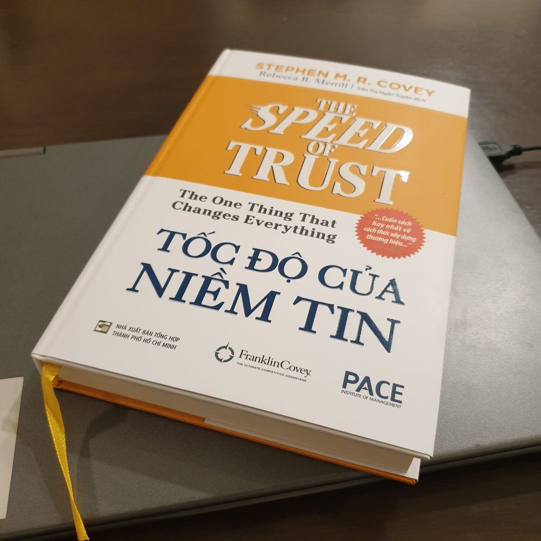 Tốc Độ Của Niềm Tin | Tiki.vn
