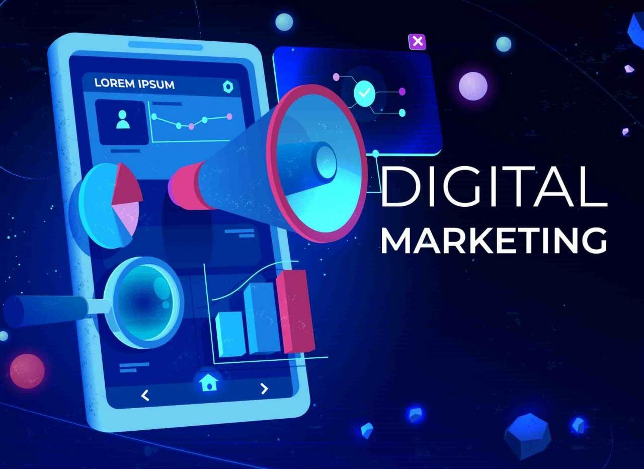 Ngành Digital Marketing học trường nào ý kiến cho sinh viên mới