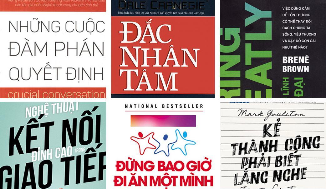 Top 6 Sách Hay Nên Đọc Về Nghệ Thuật Và Kỹ Năng Giao Tiếp