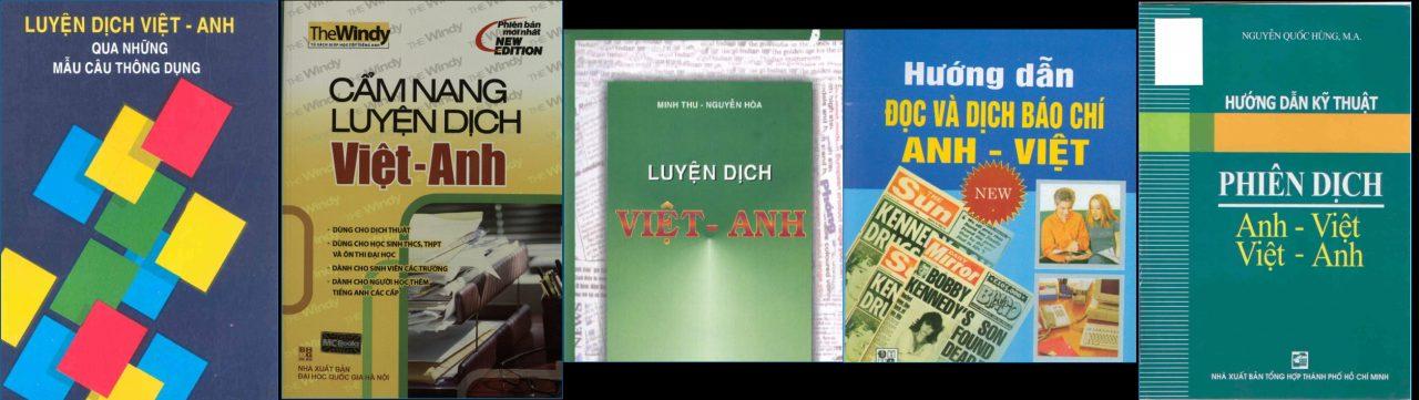 Những cuốn sách học biên phiên dịch tiếng Anh giúp bạn tự tin giao tiếp