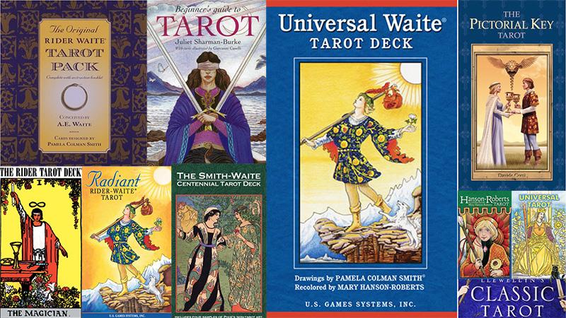 Những quyển sách Tarot cho người mới bắt đầu giúp bạn bói toán dễ dàng
