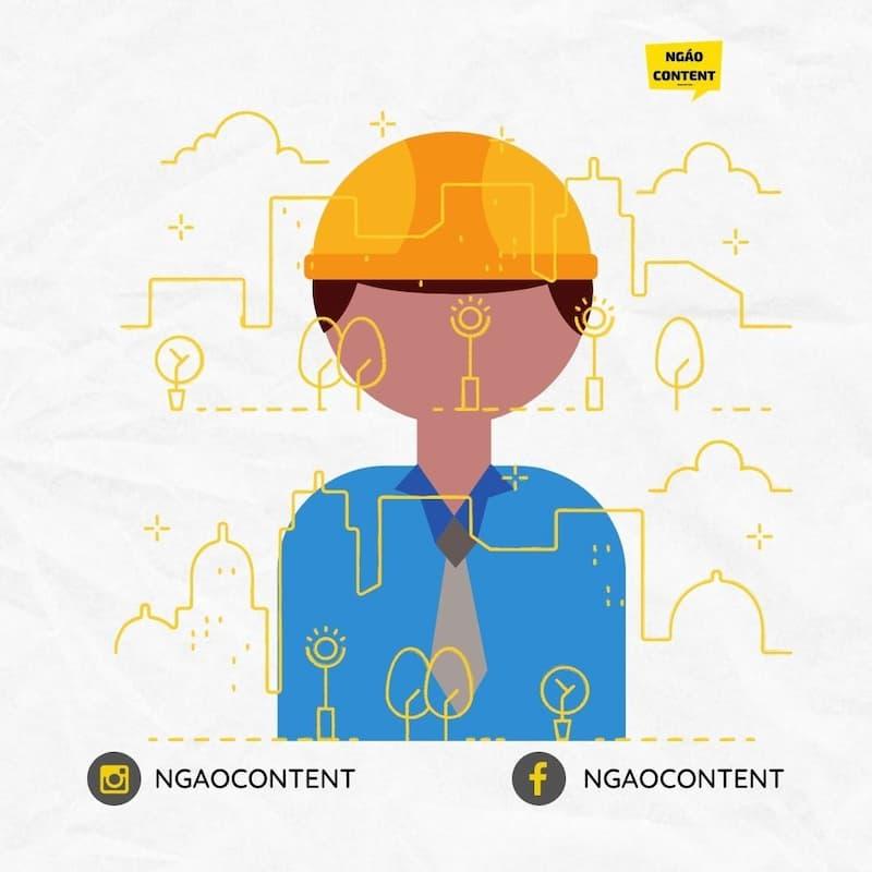 Mẫu content vật liệu xây dựng chạy quảng cáo thu hút