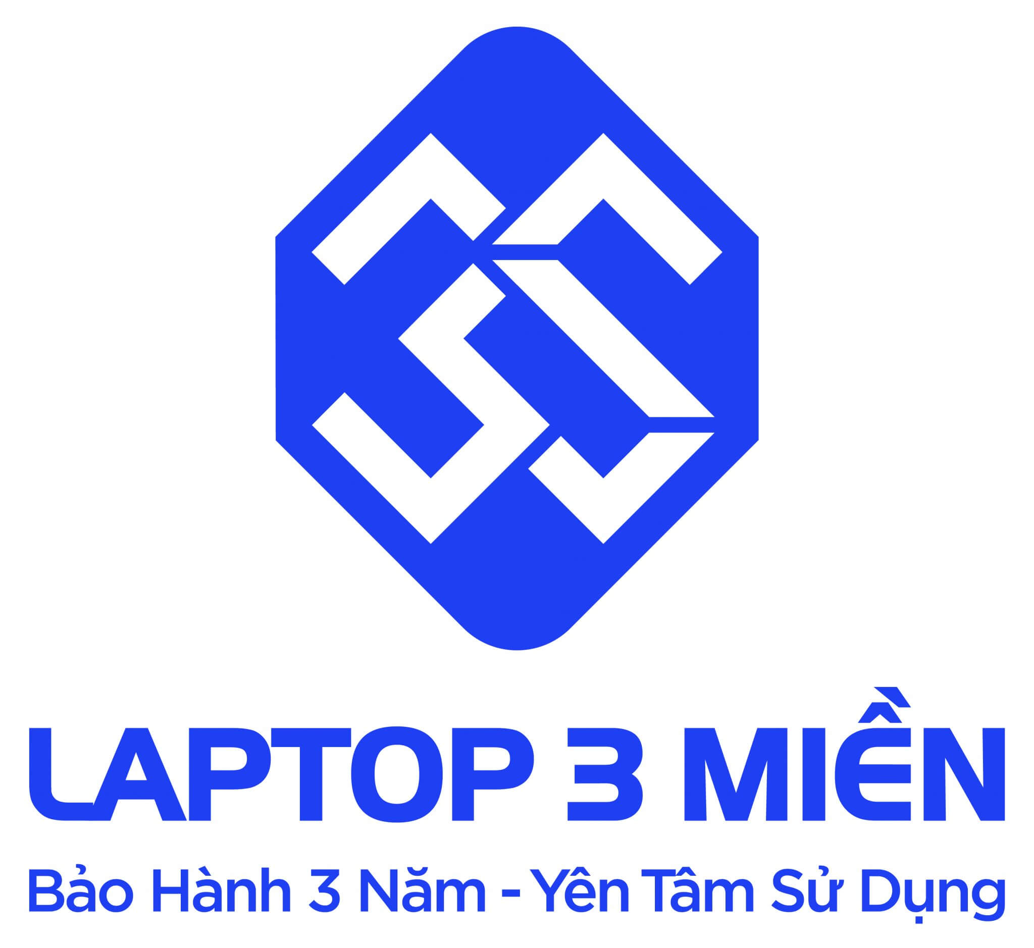 logo laptop 3 mien