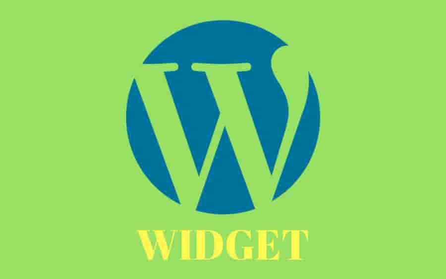 widget- wordpress- la-gi
