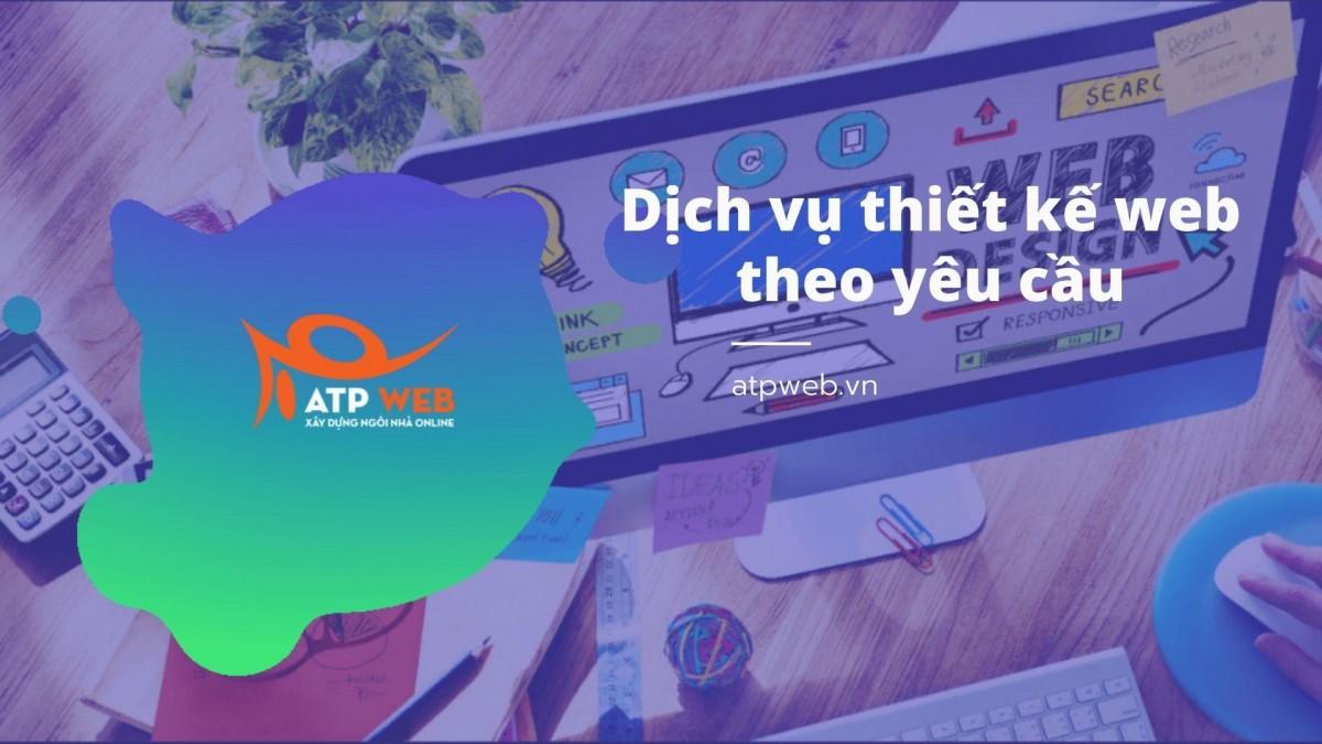Thiết kế website tại ATPWeb