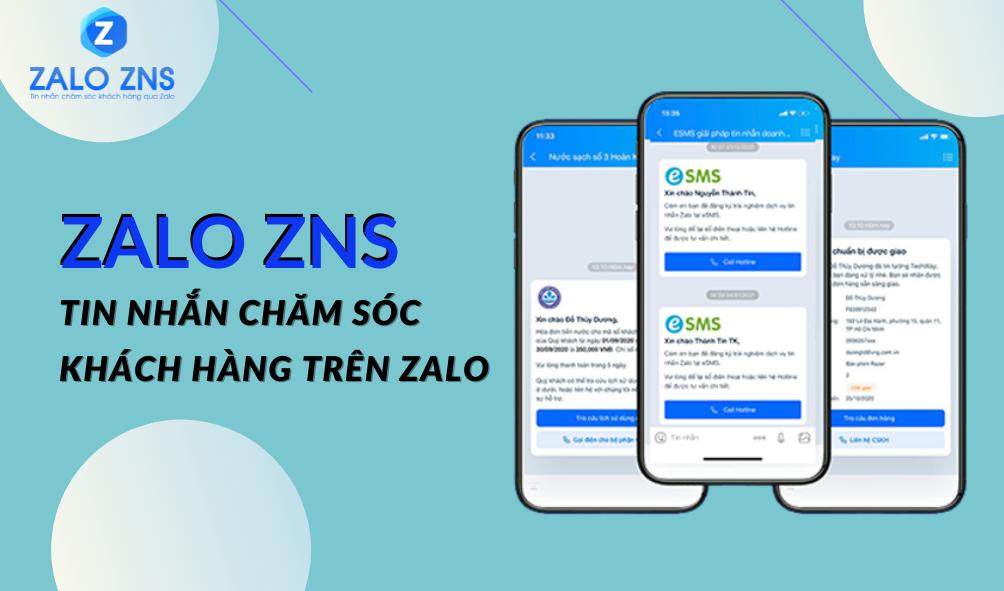 Bất kỳ doanh nghiệp nào có nhu cầu cũng có thể sử dụng ZNS