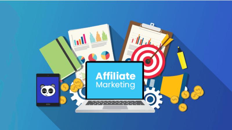 Kiếm tiền tại nhà bằng affiliate marketing