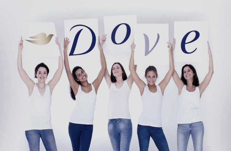 Dove đã góp phần xây dựng lại quan niệm về cái đẹp của phụ nữ