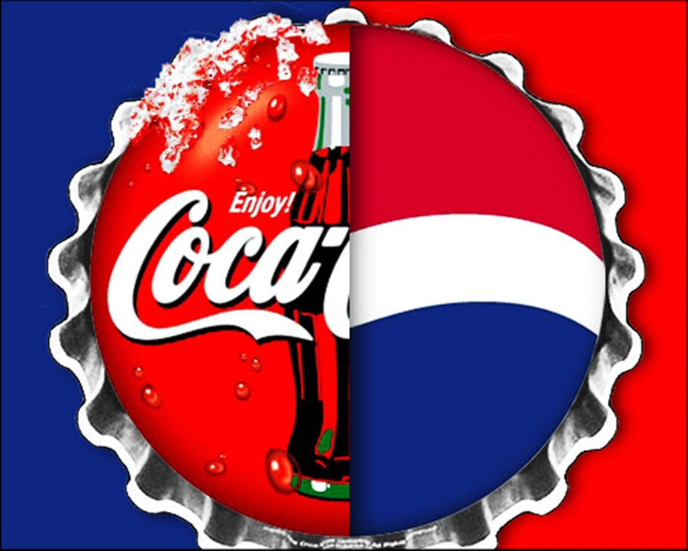 Coca Cola và Pepsi luôn được nhắc đến như một cặp đối thủ truyền kiếp